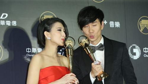 林俊杰,田馥甄同台献唱成金曲奖最大亮点图片