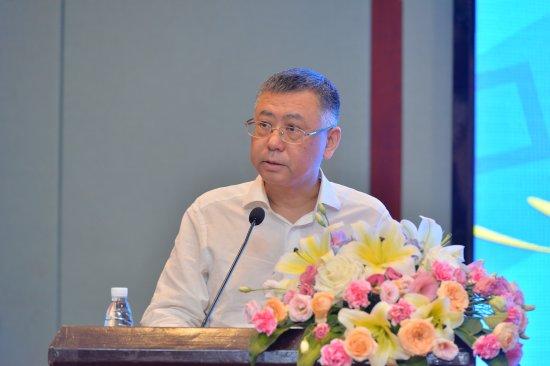 湖南广播电视台党委书记、台长、集团公司党委书记、董事长吕焕斌致辞
